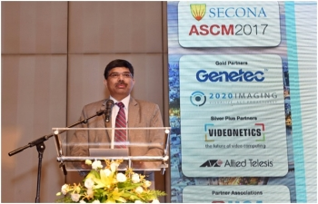 Consul General of India in Ho Chi Minh City attended the Annual Security Consultant's Meet (ASCM) 2017