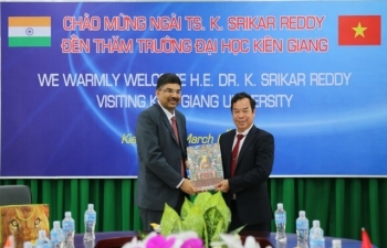 VISIT TO KIEN GIANG PROVINCE