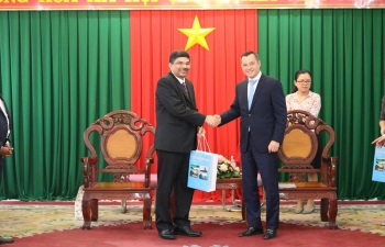 Consul General's visit to the coastal provinces of Binh Dinh and Phu Yen located in South-Central Vietnam and meetings with provincial leadership (05-07 September 2018).