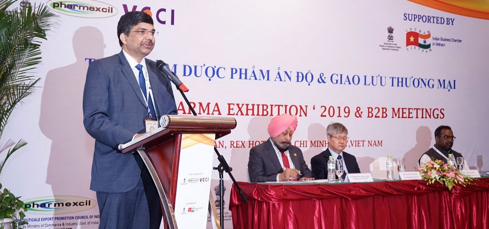 Buyer-Seller Meet organized for Business Delegation of Pharmaceuticals Export Promotion Council of India (PHARMEXCIL) on 21 January 2019 in Ho Chi Minh City.
