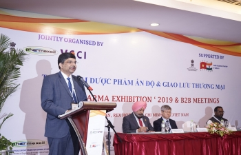 BSM / Pharma Business Delegation to Vietnam (21-22 January 2019)