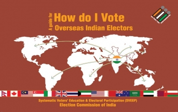 Overseas Indian Voters - Election Commission of India