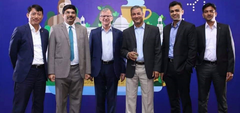 Roadshow organized by IndiGo, India's low-cost airlines on 9 October, 2019 in connection with the launch of the Kolkata-Ho Chi Minh City route w.e.f 18 October, 2019.