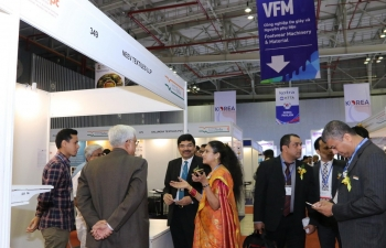 19th Vietnam International Textile & Garment Industry Exhibition - VTG 2019