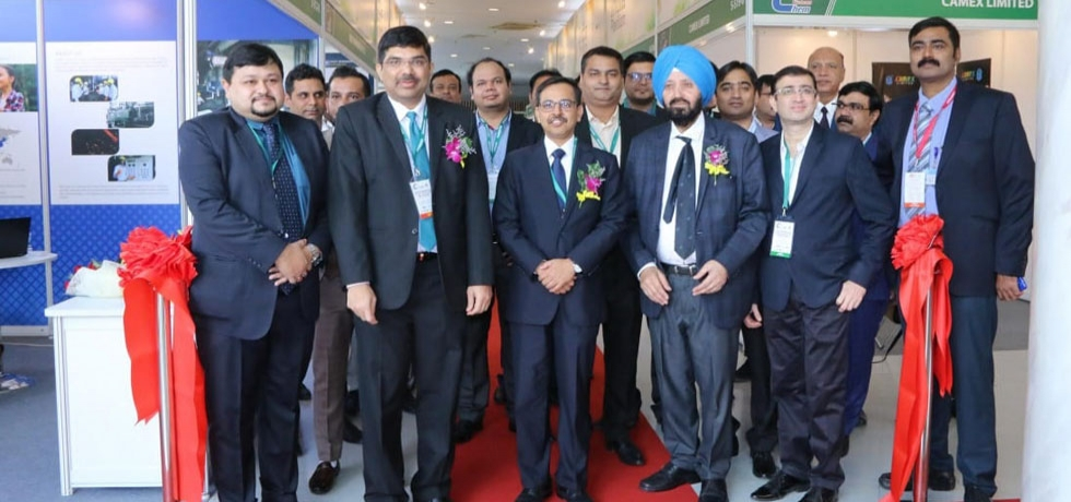 Ambassador Mr. Pranay Verma and Consul General Dr. K. Srikar Reddy inaugurated the India Pavillion at 14th Vietnam International Chemical Industry Exhibition (VINACHEM EXPO) in Ho Chi Minh City.  23 Chemical Enterprises from India participated in the Expo.