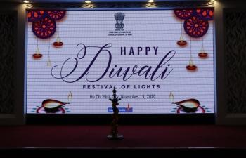 Diwali Celebrations (15th November, 2020)