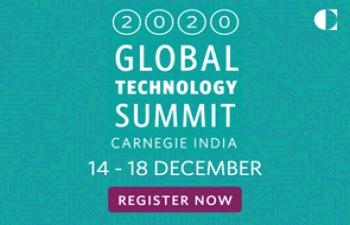 2020 Global Technology Summit (14 - 18 December, 2020)