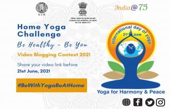 Yoga Video Blogging Competition