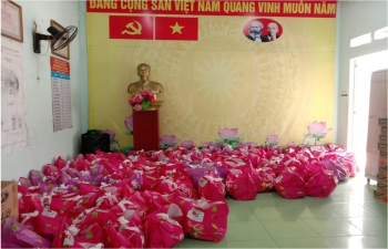 INCHAM's initiative to help support families in HCMC during current Covid crisis.
