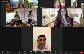 Online session on 'Indian Regional Cuisine' - Goa Cuisine (14th August, 2021).