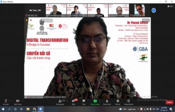 "Virtual Business Meet on ""Digital Transformation – A Bridge to Success"" (7th October, 2021)"